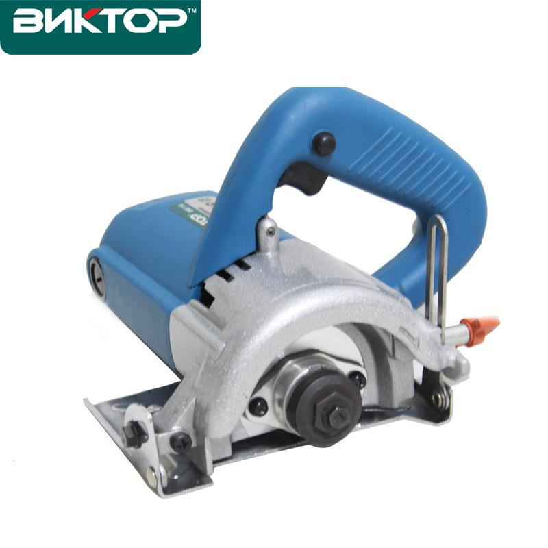 1400W Marble Cutter 110mm Tile Saw Electric Marble Saw Electric Circular Saw 0 45 Cutting Electric Saws     - title=
