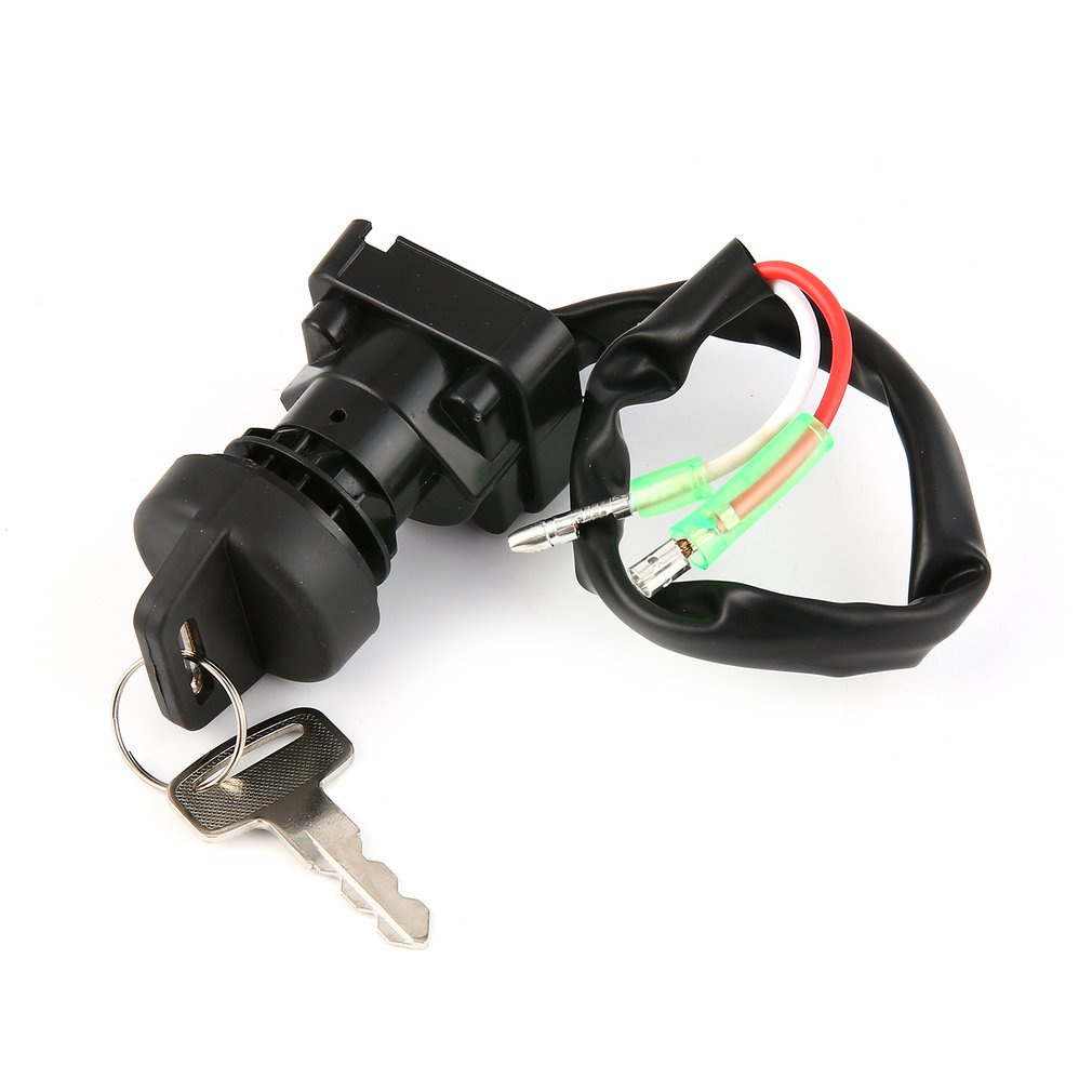 KLF250 Universal Anti-Theft Electric Motorcycle Lock Stainless Steel Cable Coil For 2003 Electric Motorcycle