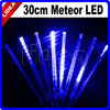 30CM Meteor Shower Rain Wedding Garden New Year Navidad Fairy Cord Outdoor Decoration Garland LED Christmas