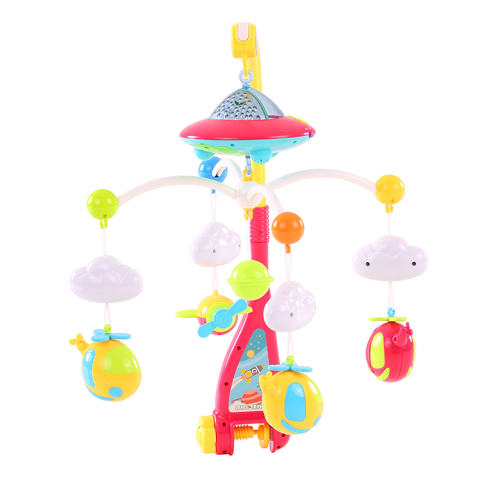 Baby bed mobile - Baby Toys 0 12 Months Bed Bell Musical Mobile Crib Bell Dreamful Bed Ring Hanging