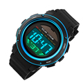 Solar Power Watch Men Sport Watches led Automatic waterproof watch Men Watch top quality clock army wristwatch military Leisure