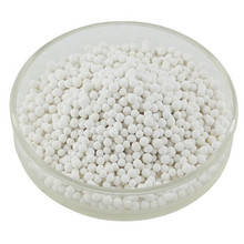 95% Calcium Sulfite Ceramic Ball 3-5mm For Tap Water Removal of residual chlorine