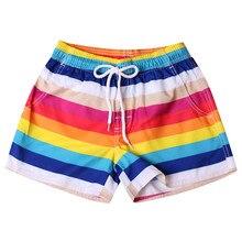 Zwembroek Mode 2019.Oothandel Rainbow Swim Trunks Gallerij Koop Goedkope Rainbow Swim