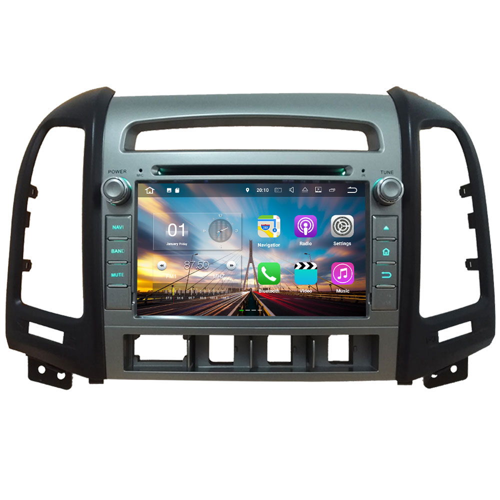 7 Quad Core 2GB RAM Android 7 1 2 car dvd gps navigation video stereo 2