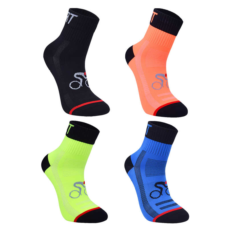 High Quality Professional Cycling Socks Men Women Road Bicycle Socks Outdoor Brand Racing Bike Compression Sport Socks