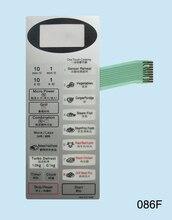 Lò vi sóng bảng chuyển đổi NN K574MF touchpad Chuyển Đổi các màng switch
