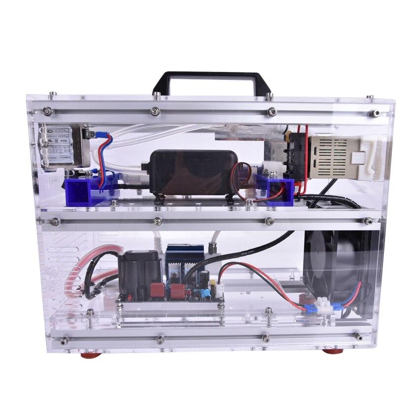 BO-18QY Ozon generator 1 gr/std gramm generatore di ozono AC220V/AC110V Regolabile ozono terapia macchina 52W 8L/ min