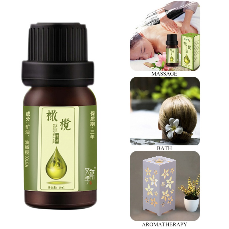 Natural Spa Oil Makeup Essential Oil For Diffuser Aromatherapy Olive Oil Fragran