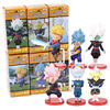 Dragon Ball Super Vol 7 Trunks Vegetto Zamasu Super Saiyan Rose Goku Black Grand Priest PVC