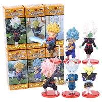 Dragon Ball Super Vol 7 Trunks Vegetto Zamasu Super Saiyan Rose Goku Black Grand Priest PVC