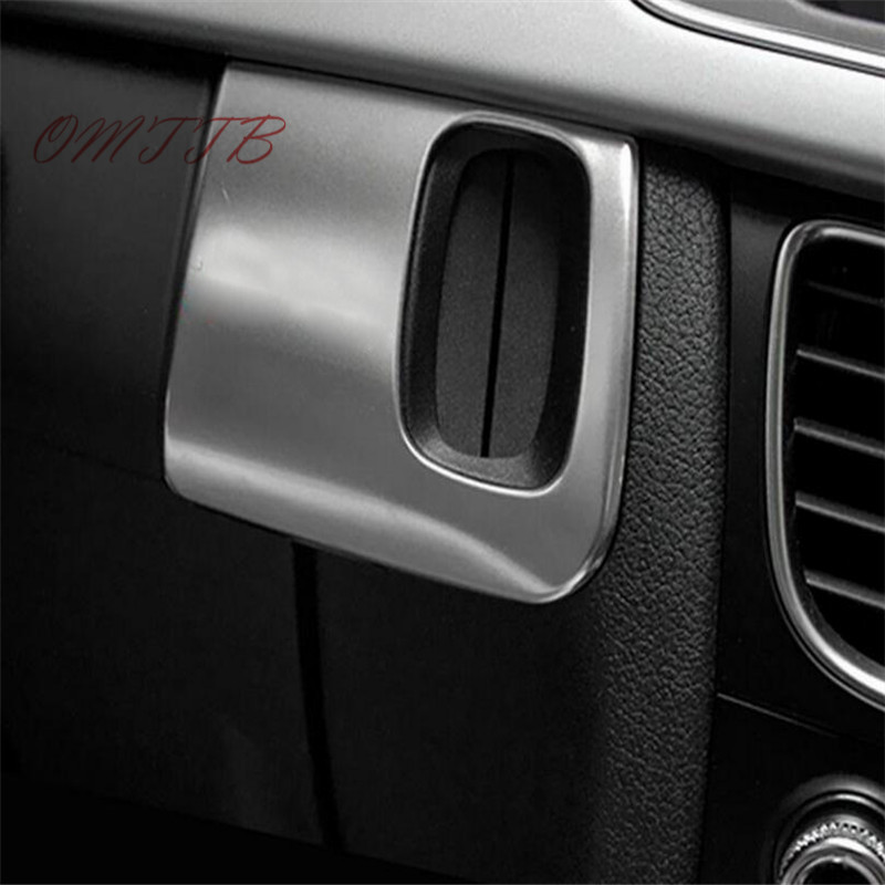 For Audi A5 S5 Interior Middle Console Key Hole Frame Cover Trim  2008-2016