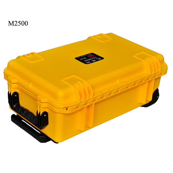 Hot!M2500 Shanghai Tricases factory new style waterproof PP hard tool cases