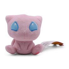 Square Mew Plush Toys Cartoon Soft Filling Gift For Baby