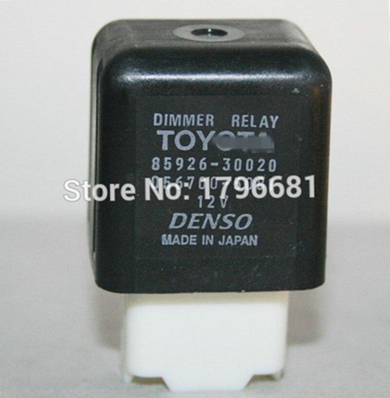 caqpx headlight dimmer relay 056700 5081 85926 30020 for