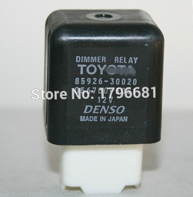 caqpx headlight dimmer relay 056700 5081 85926 30020 for lexus ls400caqpx headlight dimmer relay 056700 5081 85926 30020 for lexus ls400 starlet trecel paseo