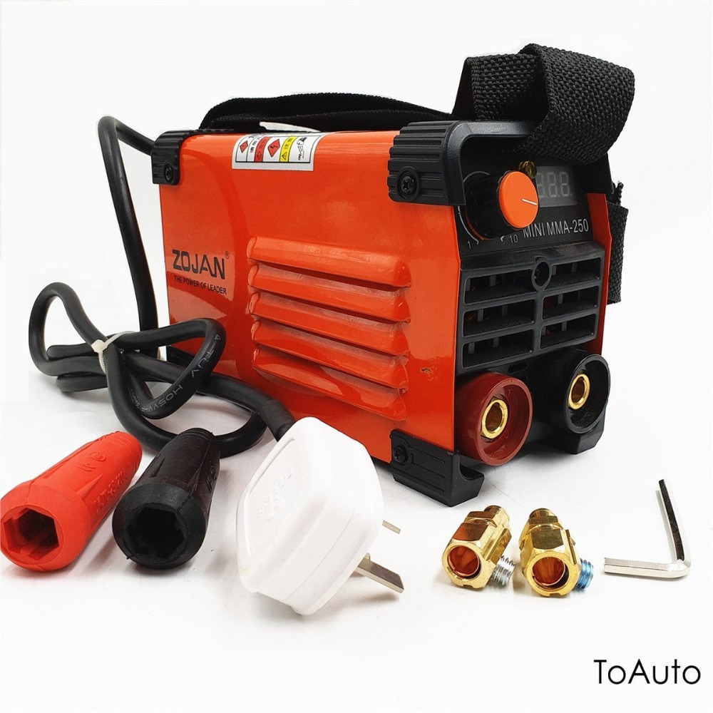Mini MMA ARC Welder Welding Machine Handheld 160AMP Inverter 50-60Hz AC220V IGBT Soldering Welding Machine welder machine plasma cutter welder mask for welder machine