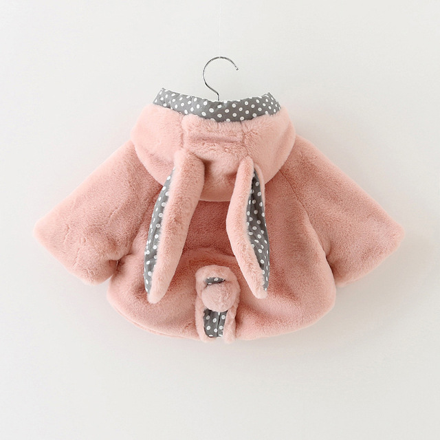 2016 brasão new outono inverno bebê menina flores cabelo camisola casaco grosso casaco meninas dos desenhos animados das Crianças 1-3 anos de idade livre grátis