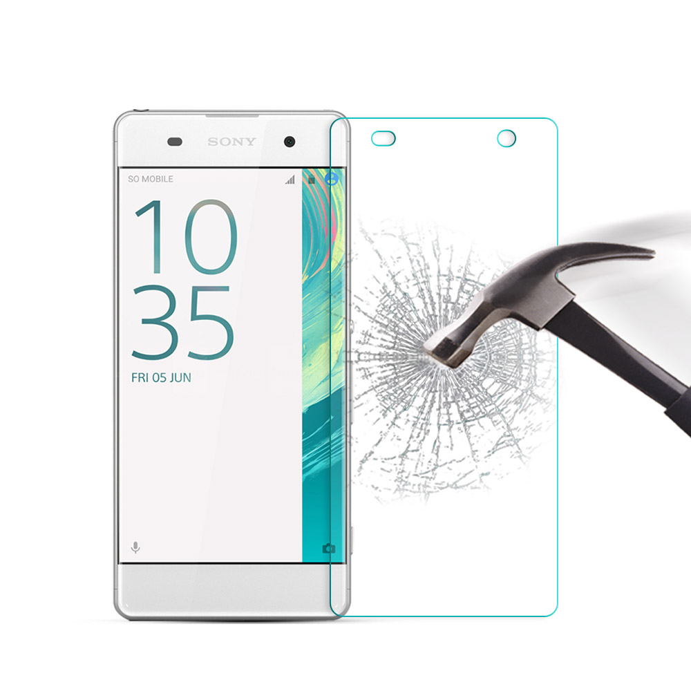 Glass For Sony Xperia XA F3111 Screen Protection For Sony Xperia XA F3111 F3113 F3115 Glass Flim Screen For Sony Xperia XA