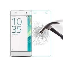 זכוכית עבור Sony Xperia XA F3111 מסך הגנה עבור Sony Xperia XA F3111 F3113 F3115 זכוכית Flim מסך עבור Sony xperia XA