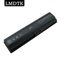 LMDTK New 6CELLS laptop battery For hp Pavilion DV2000 DV2100 DV2200 DV2300 DV2500 DV2600 DV2700 DV6000 DV6100 free shipping