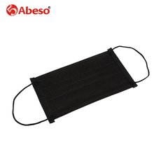 ABESO 10 pieces disposable mask nonwoven activated valved dust filter masks disposable respirator mask breathing mask A7313