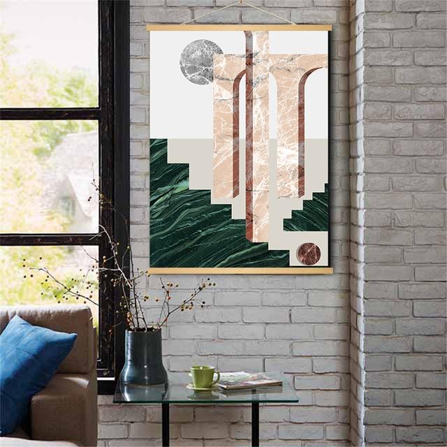 Abstract Vintage Europe Venus Prints Art Wall Canvas Paintings 1