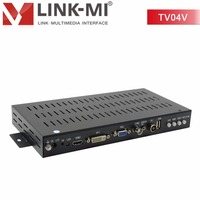 LINK MI LM TV04V Video Wall Controller Processor 2x2 Stitching Four Image Processor Splicing 90 Degree