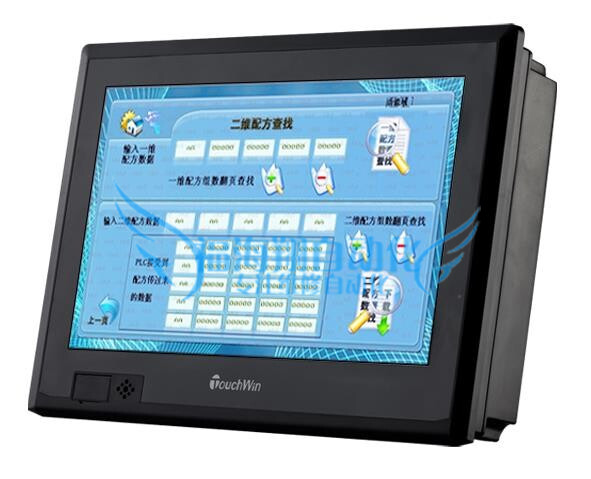 THA62-UT : 10.1 inch Touch Screen HMI 800x480 USB-A THA62-UT with USB program download Cable, FAST SHIPPING