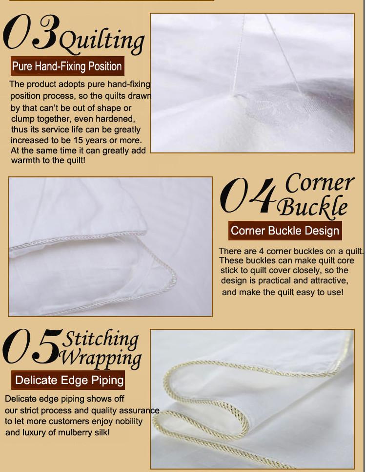 Mulberry Silk Quilt 17