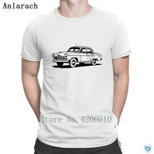 Gaz Volga Tshirt Summer Style Fit Basic Size S-3xl T Shirt For Men Designing Summer Top Cool Clever
