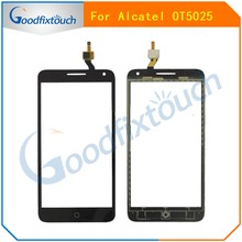 Für Alcatel One Touch Pop 3 5,5 OT5025 5025D 5025 Touch Panel Glas Objektiv Touchscreen Digitizer Sensor Ersatzteile(China)