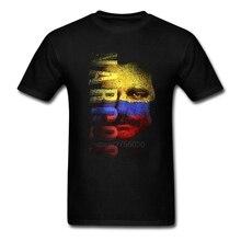 Narcos Flag Face T-Shirt New Merch Tv Series Netflix Pablo Escobar t shirt Men Women tee Short Sleeve Tshirts Asian Size S~XXXL