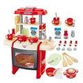 Venta caliente juguetes educativos del bebé juguetes de cocina niño juguetes para niños juegos de imaginación juguetes de cocina set 50 país TY12 libres del envío