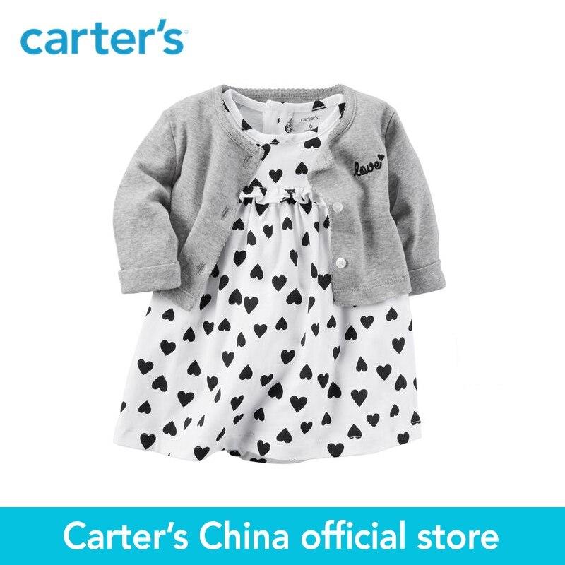 Carters 2-teilige baby kinder kinder kleidung Mädchen Frühling ...