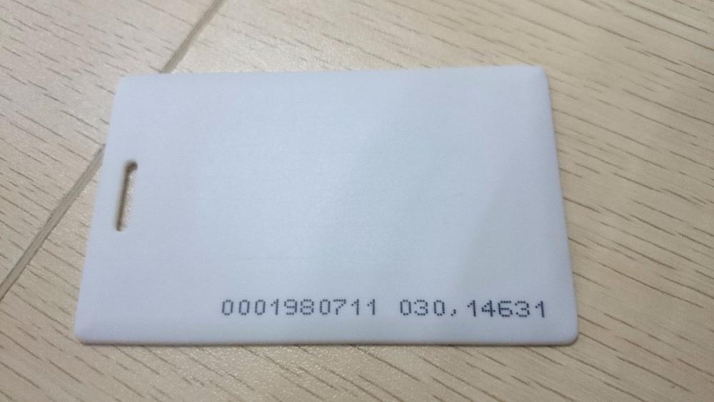 Yongkaida 2pcs sample 125Khz EM4100/TK4100  1.8mm thick rfid proximity ID Smart card Long distance range ID cardYongkaida 2pcs sample 125Khz EM4100/TK4100  1.8mm thick rfid proximity ID Smart card Long distance range ID card