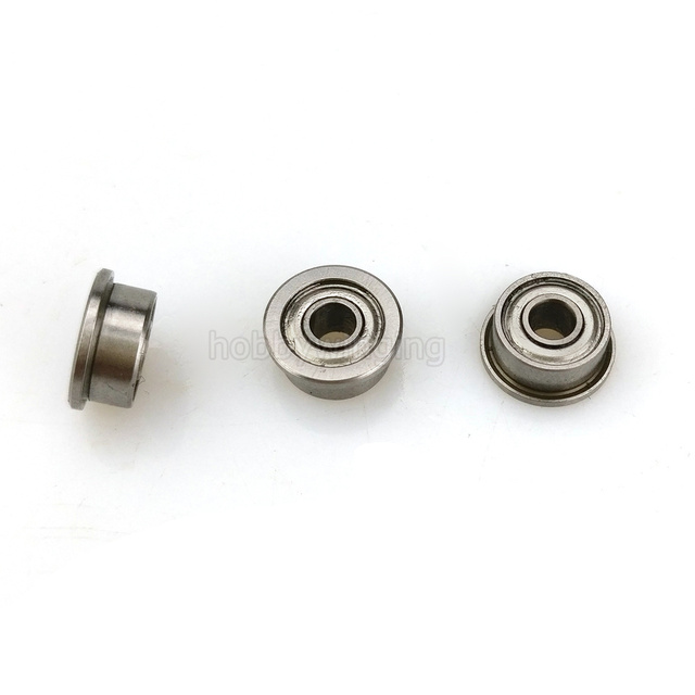 US $10 99 |20PCS Robot Bearings Miniature Flanged Bearings F693ZZ 3x 8x4mm  Cups Bearing used for Multi functional Robotic DIY accessories -in Parts &