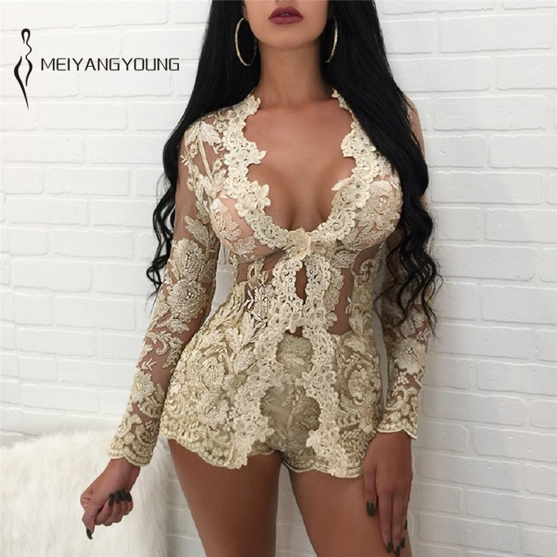 New Embroidery two Piece Set Women Lace Hollow Out 2 Pieces Dresses Sets Nightclub Wear Bodycon Outfits Party Dress Lady Fashion