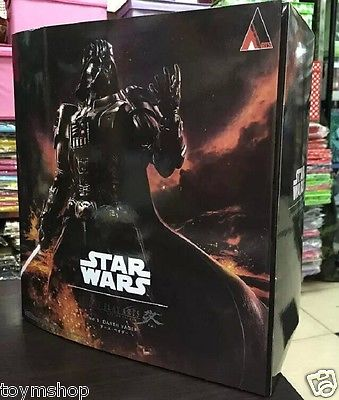 New Variant Play Arts Kai Star Wars No.1 DARTH VADER Action Figure Statue Toys jxd 509w wifi fpv rc quadcopter rtf 2 4ghz with camera headless mode one key return christmas gift jxd 509 wifi version