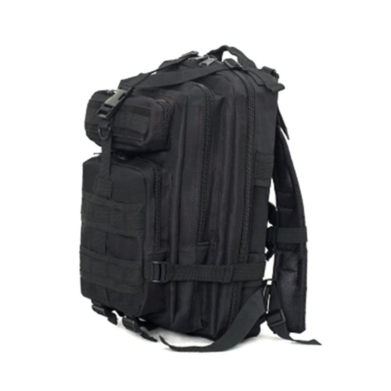30L Tactical Backpack Army Trekking Rucksack Camo Bag For Hiking Camping