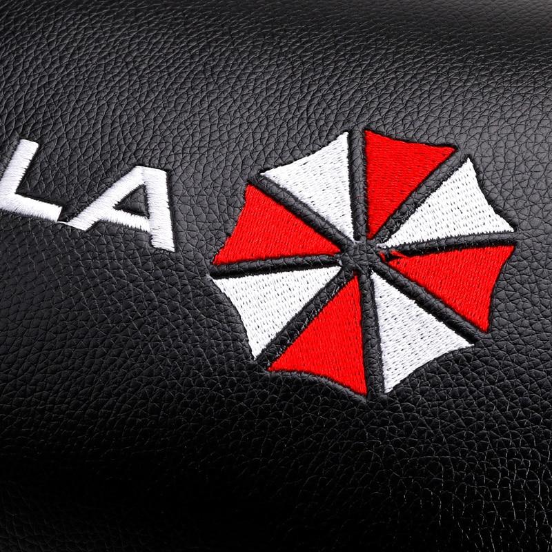 Resident Evil Umbrella Seat Belt Shoulder Cover Pad Car Auto Motor Logo New