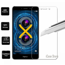 For Huawei Honor 6x Tempered Glass Ultra Thin Screen Protector SKLO GLAS Film en