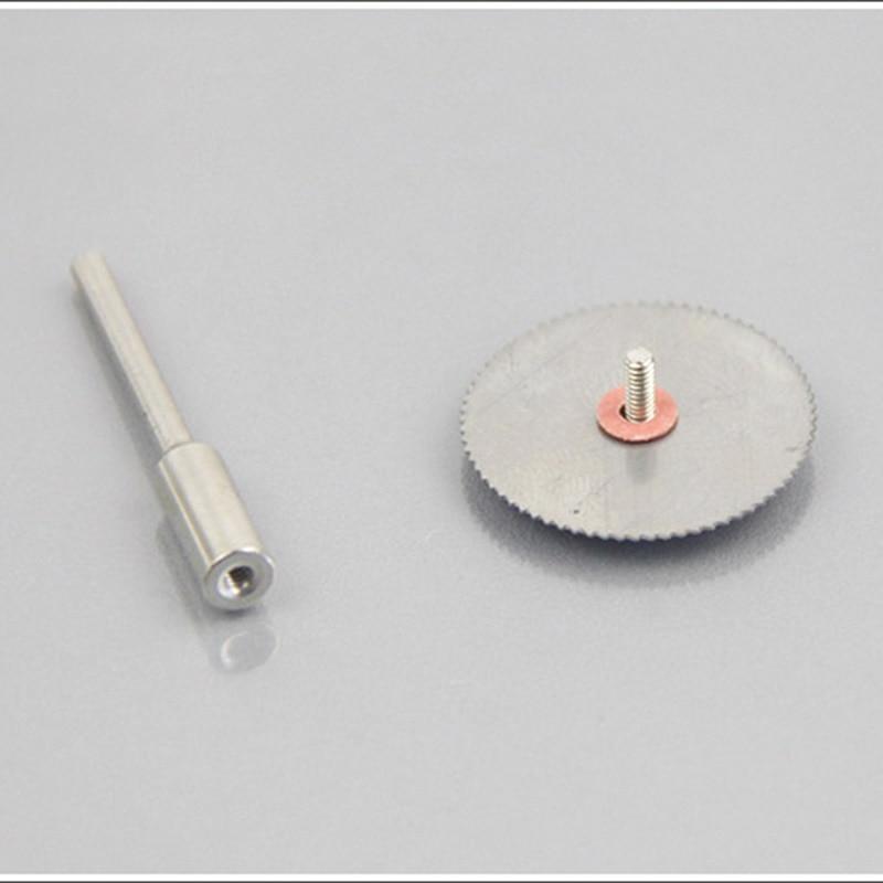 5 pcs 32mm disque de coupe en métal dremel outil rotatif lame de - Outils abrasifs - Photo 4
