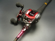 2.1m Pheromone Quick Attack Casting Rod bait Reel Combo Fishing Rod 100% Carbon Fishing Tackle combo
