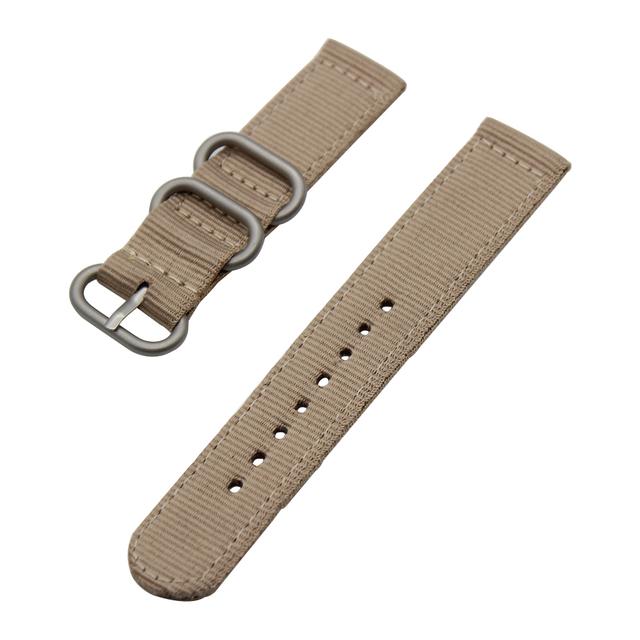 18mm 20mm 22mm Nylon Watchband Zulu Strap + Tool for CK (Calvin Klein) Men Women Watch Band Fabric Belt Bracelet Black Grey Blue