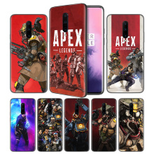 Apex Legends Soft Black Silicone Case Cover for OnePlus 6 6T 7 Pro 5G Ultra-thin TPU Phone Back Protective