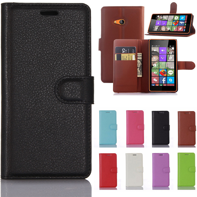 the best attitude 6eaca 38563 US $3.12 25% OFF|Aliexpress.com : Buy Luxury Leather Cover for Microsoft  Nokia Lumia 540 Flip Case Vertical Back Cover Phone Case for Microsoft  Lumia ...