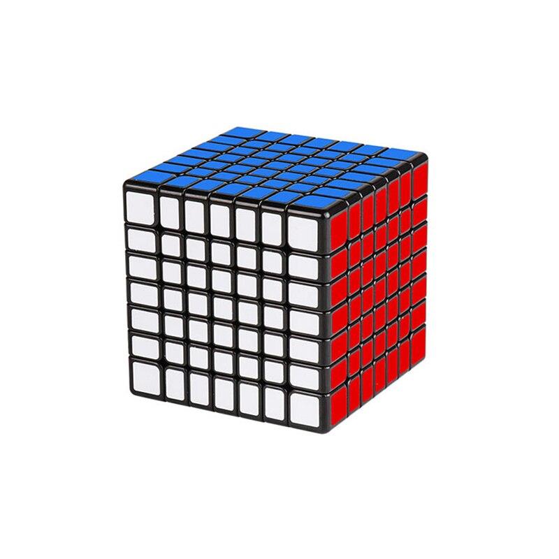 Cube Magico Cubes professionnel 7x7x7 Cubo autocollant vitesse torsion Puzzle jouets éducatifs pour enfants cadeau rubike Cube