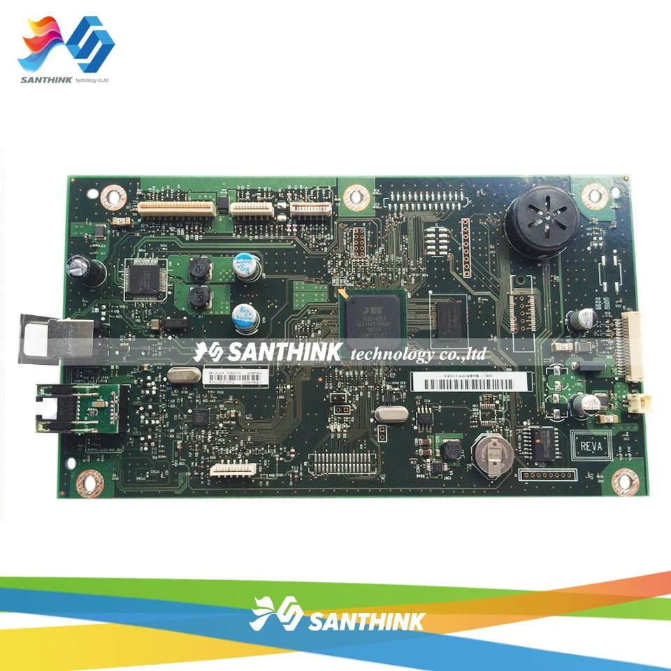 LaserJet Printer Main Board For HP M1536 M1536DNF 1536 1536DNF CE544-60001 HP1536 HP1536DNF Formatter Board Mainboard einkshop brand cc370 60001 refurbished mainboard main board for hp laserjet m2727 m2727nf 2727 2727nf printer