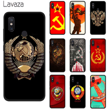 Lavaza Soviet Union USSR Grunge Soft TPU Case for Xiaomi Redmi 7 4A 6A S2 Note 7 4 4x 5 6 Pro 5A Prime Go ussr page 5 page 5