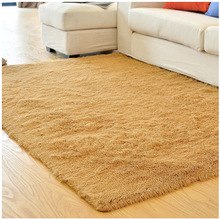 hot sale floor mats modern shaggy area rugs and carpets for living room bedroom shaggy